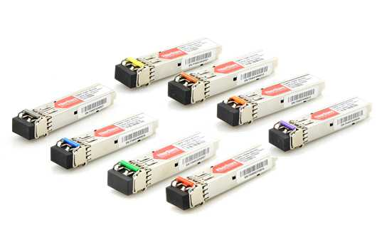 Fiberstore-Cisco-compatible-CWDM-SFPs