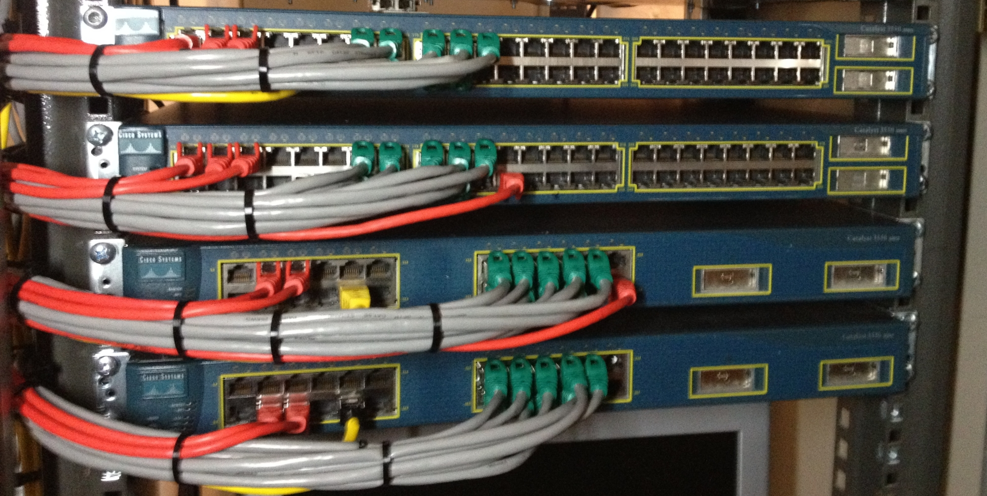 Rj45 Vs Sfp Port Which Should I Use To Connect Two Switches Wiring Diagram On There Are Acceptable Standards Tie Cisco 3560 Switch Connections