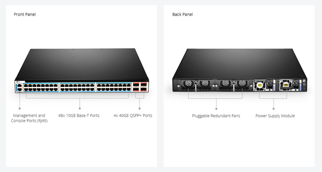 10Gbase T switch