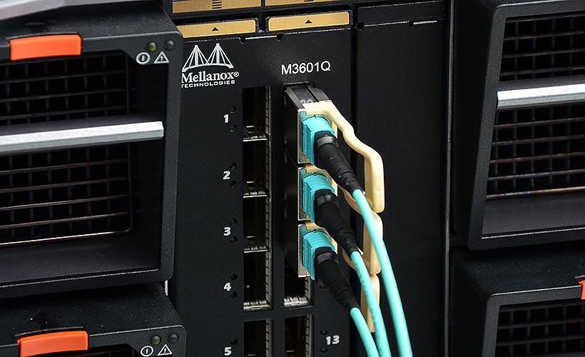 OM3/OM4 cabling