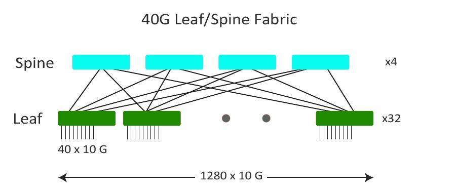 40G Fabric