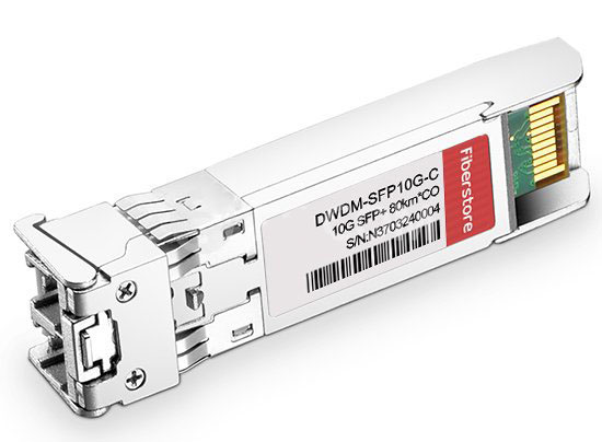 Tunable DWDM SFP+ Transceivers