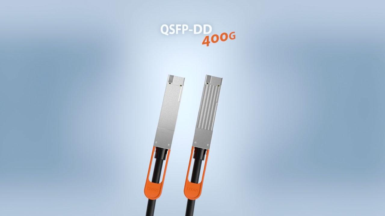 OSFP vs QSFP-DD: The Wave of the Future 400G Transceiver