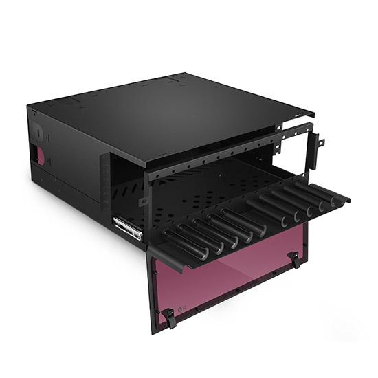 FS 4U rack mount FHD fiber enclosure